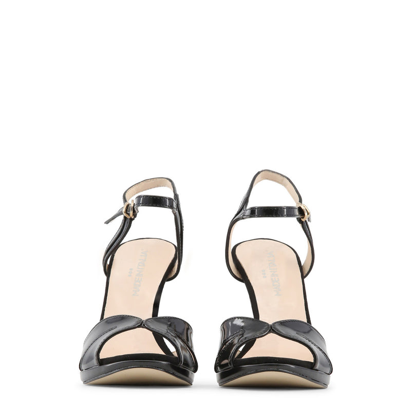 Made in Italia Women's Ankle Strap Leather Sandals - PERLA