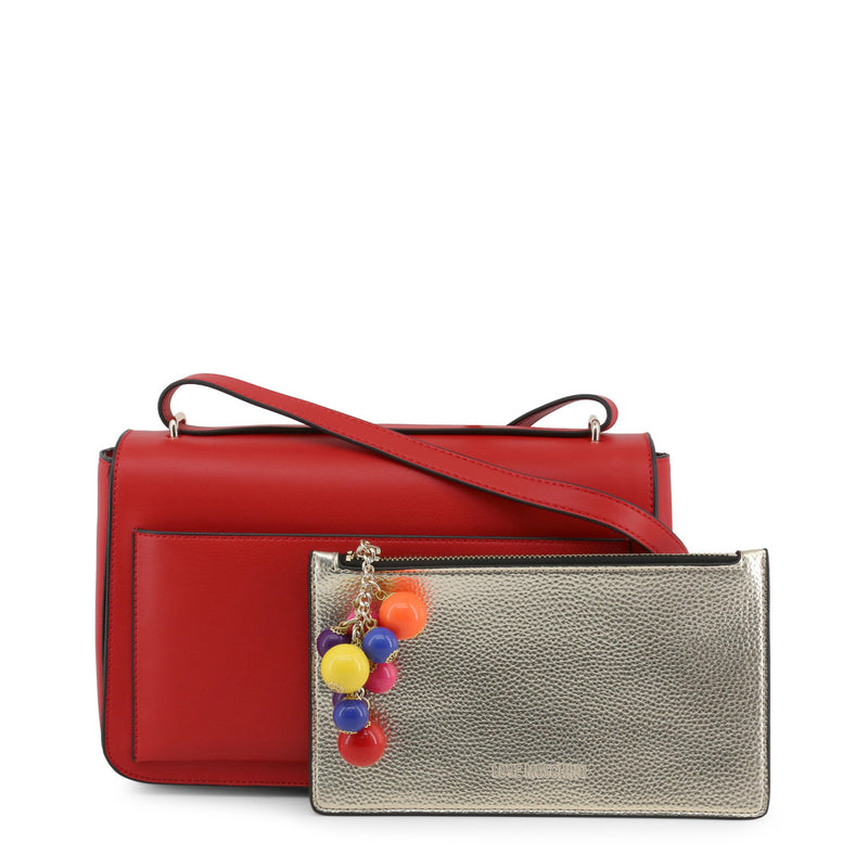 Love Moschino Women's Magnetic Closure Crossbody Bag - JC4108PP17LM