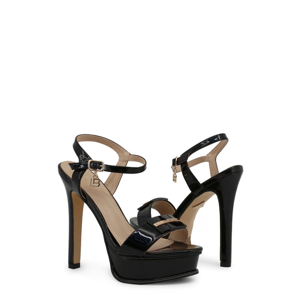 Laura Biagiotti Women's Ankle Strap Buckle Sandals - 6128