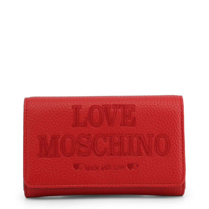 Love Moschino Women's Snap Closure Clutch - JC5646PP08KN