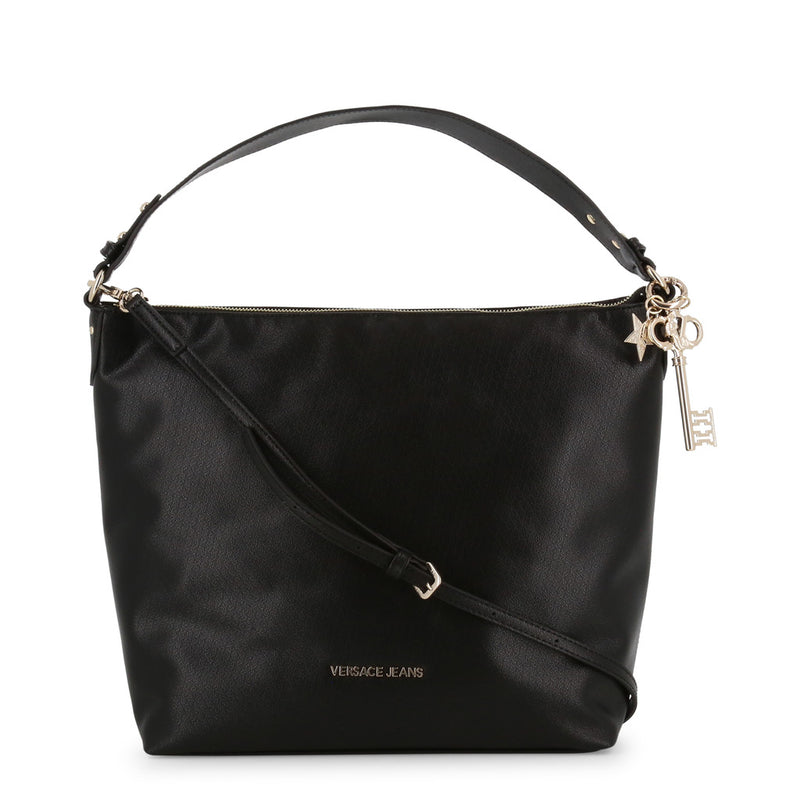 Versace Jeans Women's Zip Closure Shoulder Bag - E1VTBBN3_71104