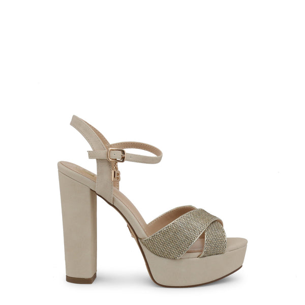 Laura Biagiotti Women's Ankle Strap Buckle Sandals - 6118