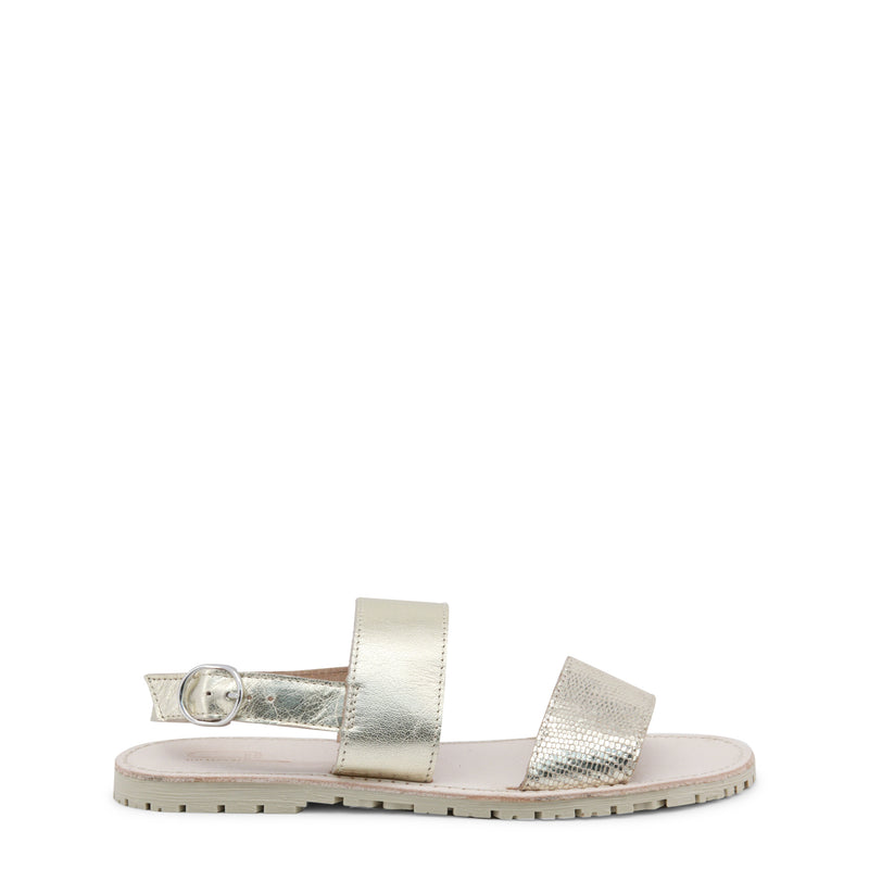 Ana Lublin Women's Leather Ankle Strap Sandals - FILIPA