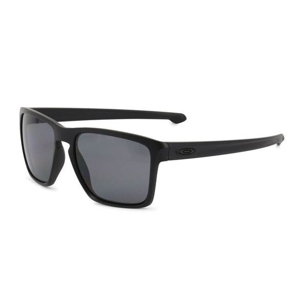 Oakley Men's Acetate Polarized Sunglasses - SILVERXL_0OO9341
