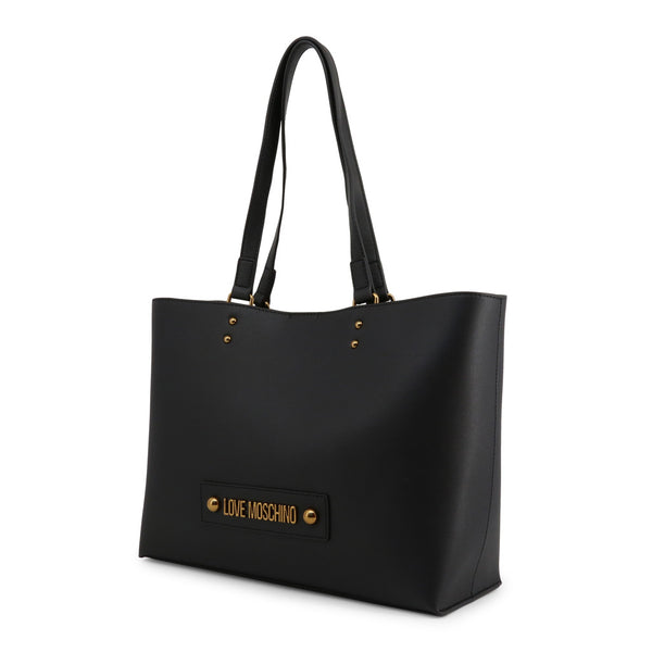 Love Moschino Women's Magnetic Closure Shopping Bag - JC4024PP1ALD