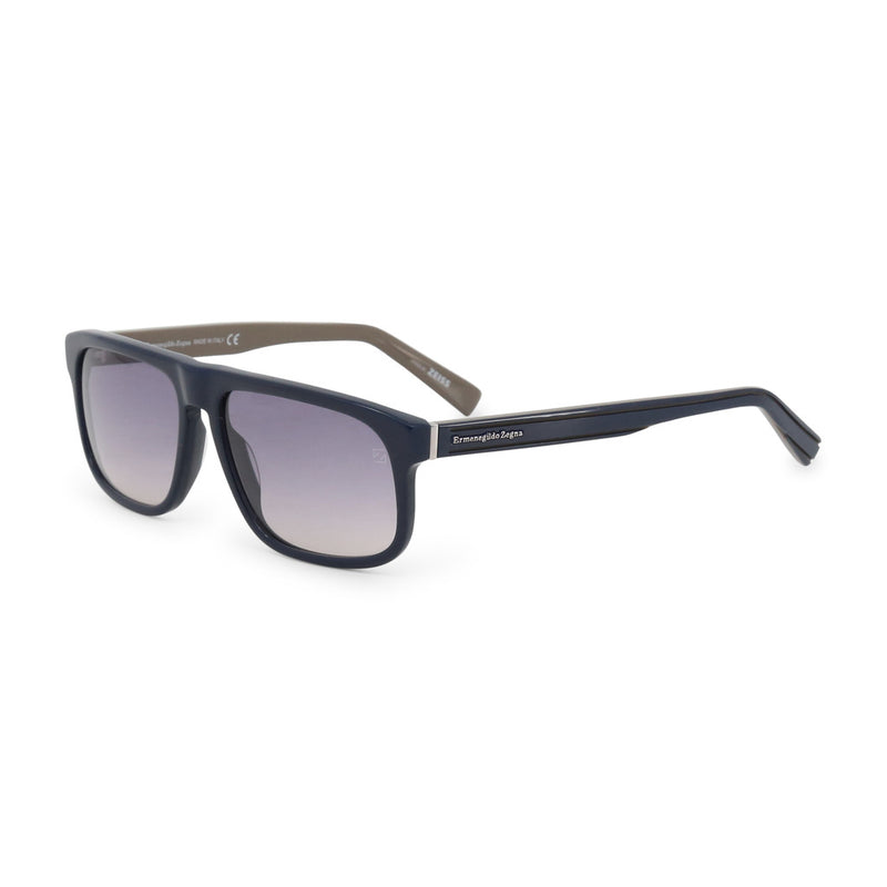 Ermenegildo Zegna Men's Acetate Gradient Sunglasses - EZ0003