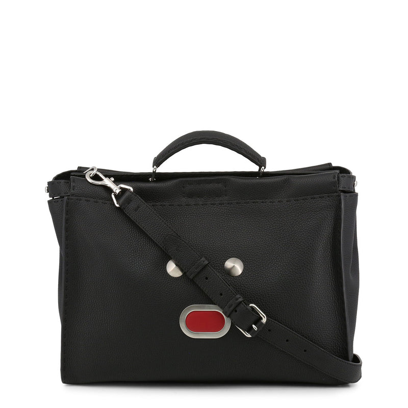 Fendi Unisex Zip Closure Leather Briefcase - 7VA3889QHF0GXN
