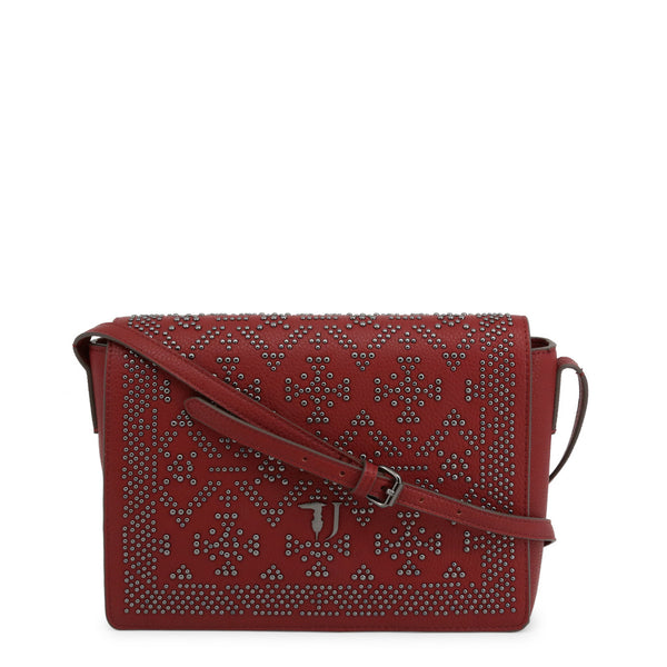 Trussardi Women's Magnetic Closure Crossbody Bag - 75B00182