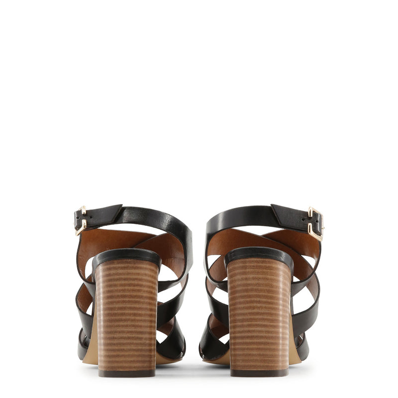 Made in Italia Women's Side Buckle Leather Sandals - LOREDANA
