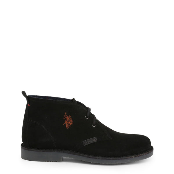 U.S. Polo Assn. Men's Suede Laced shoes - MUST3119S4_S19A