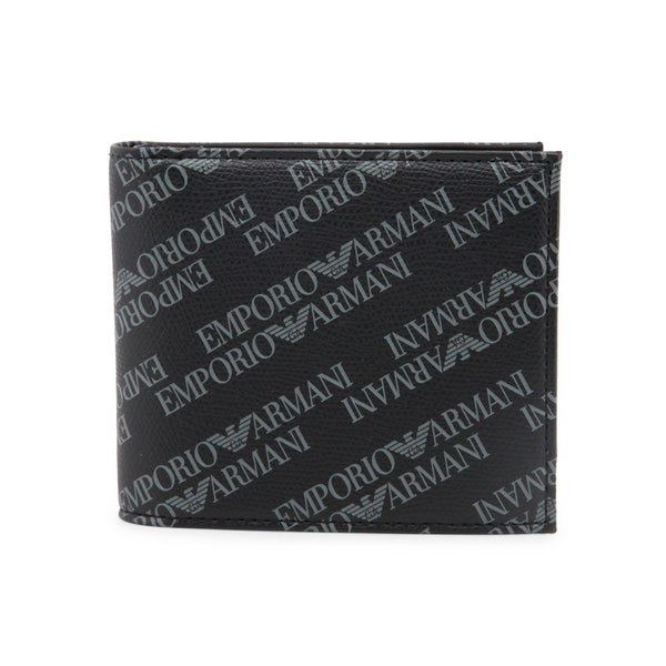 Emporio Armani Men's Leather Wallet - Y4R167_YLO7E