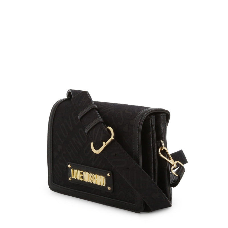 Love Moschino Women's Magnetic Closure Crossbody Bag - JC4211PP08KC