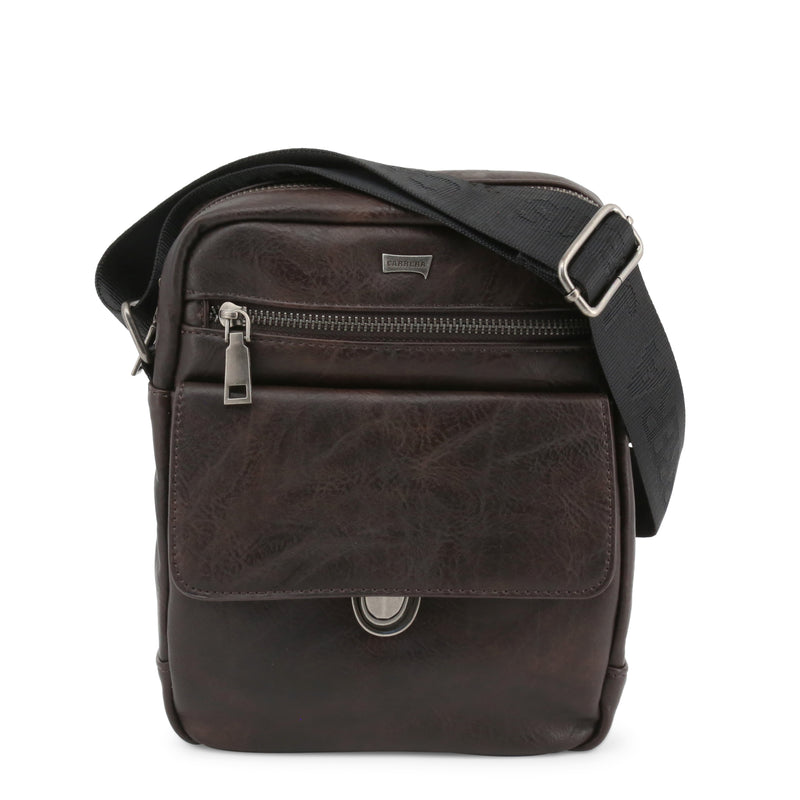 Carrera Jeans Men's Zip Closure Crossbody Bag - CB1401