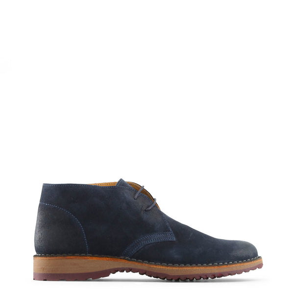 Made in Italia Men's Suede Laced shoes - TOMMASO