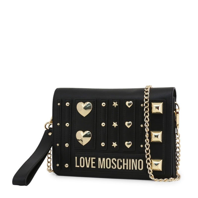 Love Moschino Women's Magnetic Closure Clutch - JC4242PP08KF