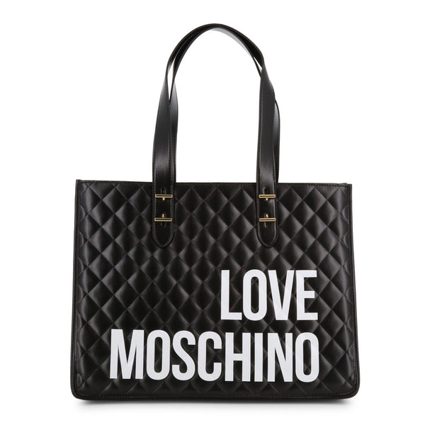 Love Moschino Women's Magnetic Closure Shopping Bag - JC4210PP08KB