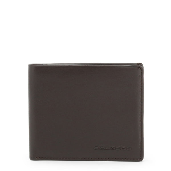 Piquadro Men's Leather Wallet - PU4518TAGR