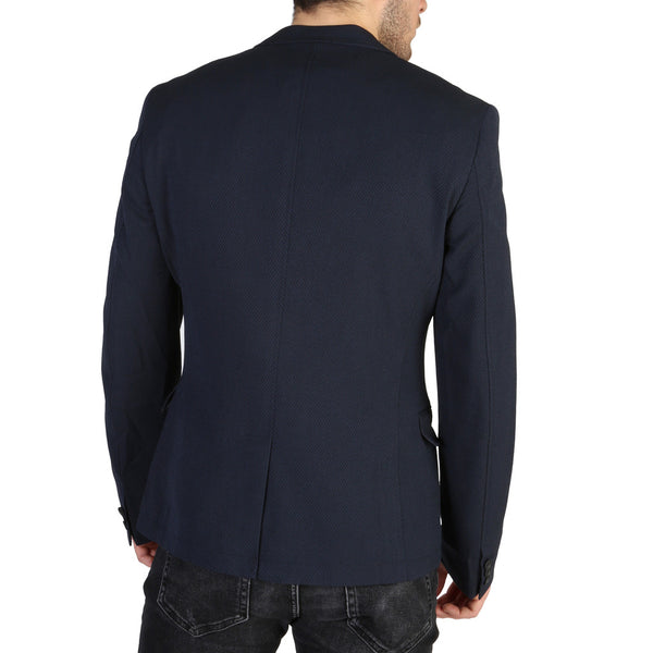 Guess Men's Long Sleeve Blazer - M83N00