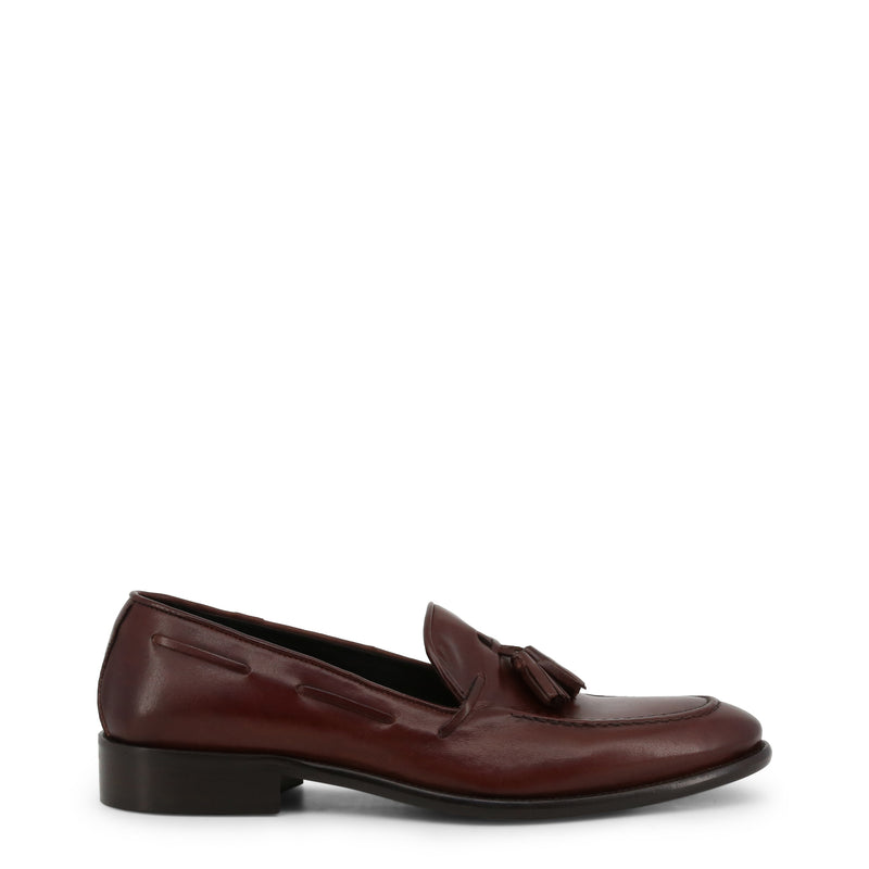Made in Italia Men's Leather Loafers - ANEMAECORE