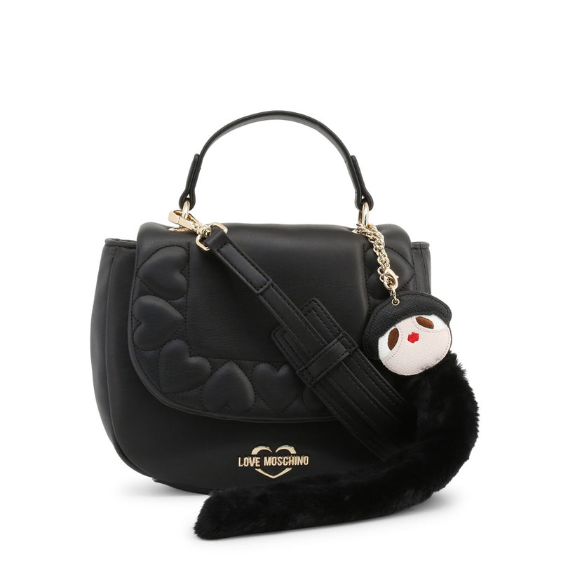 Love Moschino Women's Magnetic Closure Handbag - JC4083PP18LO