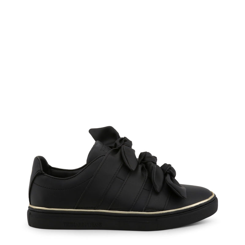 Trussardi Women's Sneakers With Elastic Gores - 79A00230