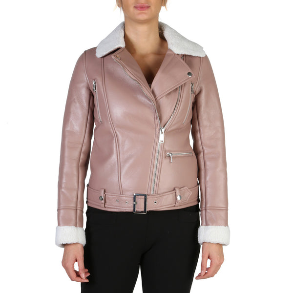 Guess Women's Long Sleeve Bomber - W84L60