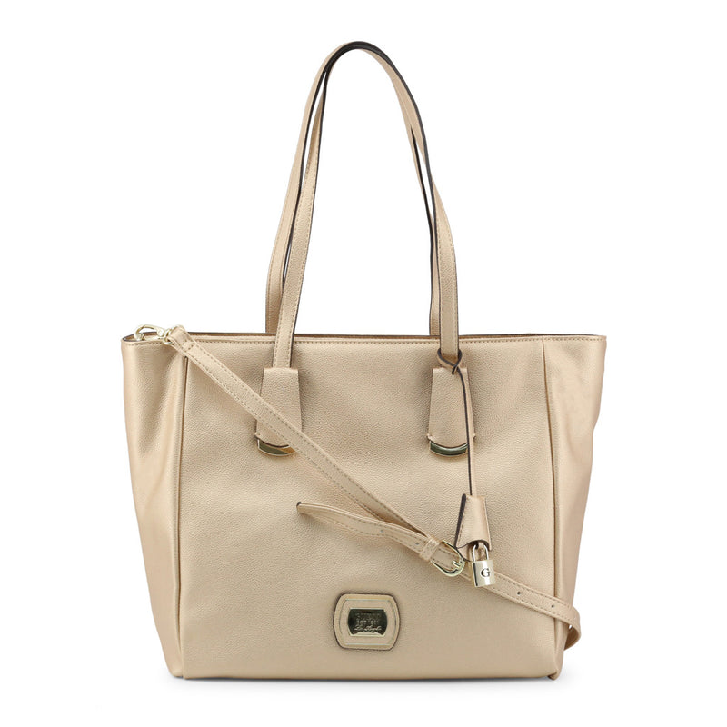 Guess Women's Zip Closure Shoulder Bag - LYRA_HWLYRA_P3706