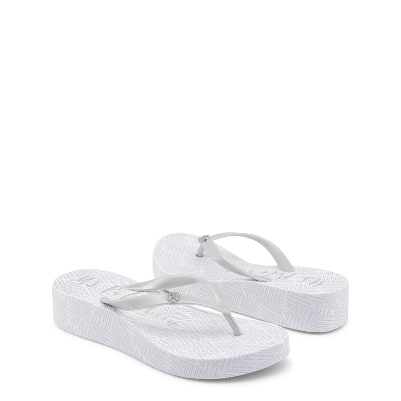 U.S. Polo Assn. Women's Wedge Flip flops - FILLY4215S8_G1
