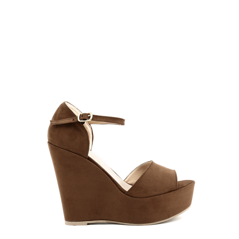 Made In Italia Women's Ankle Strap Wedge Sandals - BENIAMINA