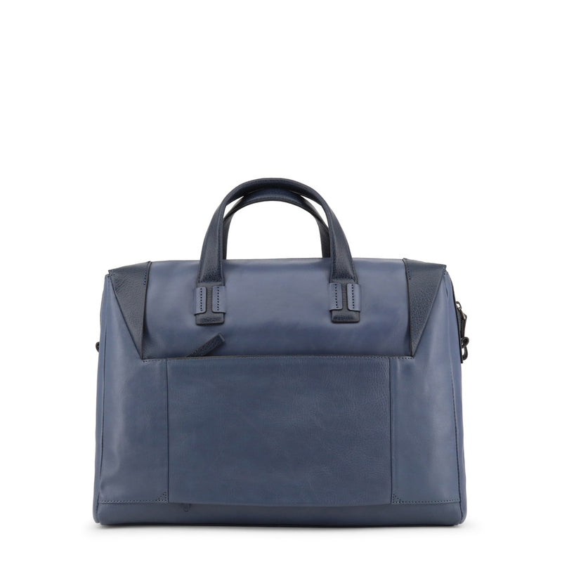 Piquadro Men's Zip Closure Briefcase - CA4255S94