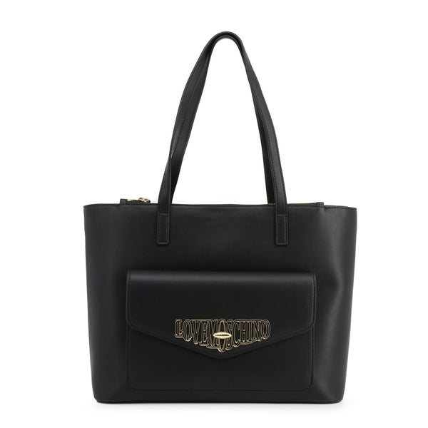 Love Moschino Women's Magnetic Closure Shopping Bag - JC4053PP18LF