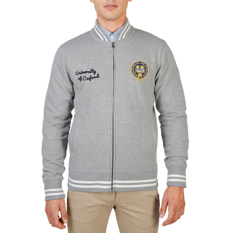 Oxford University Men's Sweatshirt - OXFORD-FLEECE-TEDDY