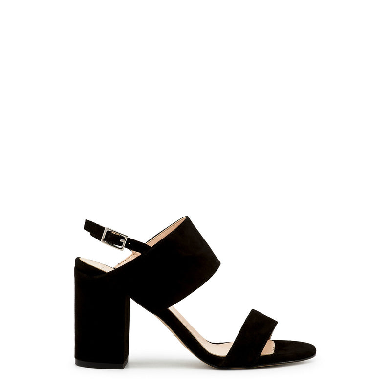 Made in Italia Women's Suede Ankle Strap Buckle Sandals - FAVOLA