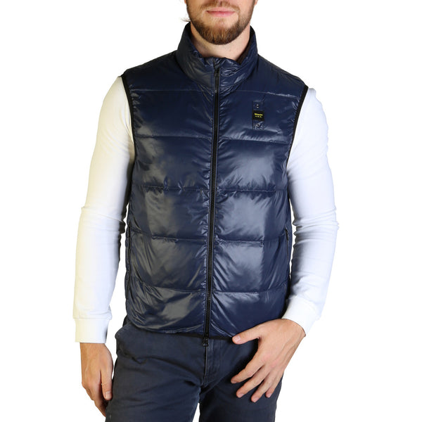 Blauer Men's Sleeveless Bomber - 3043