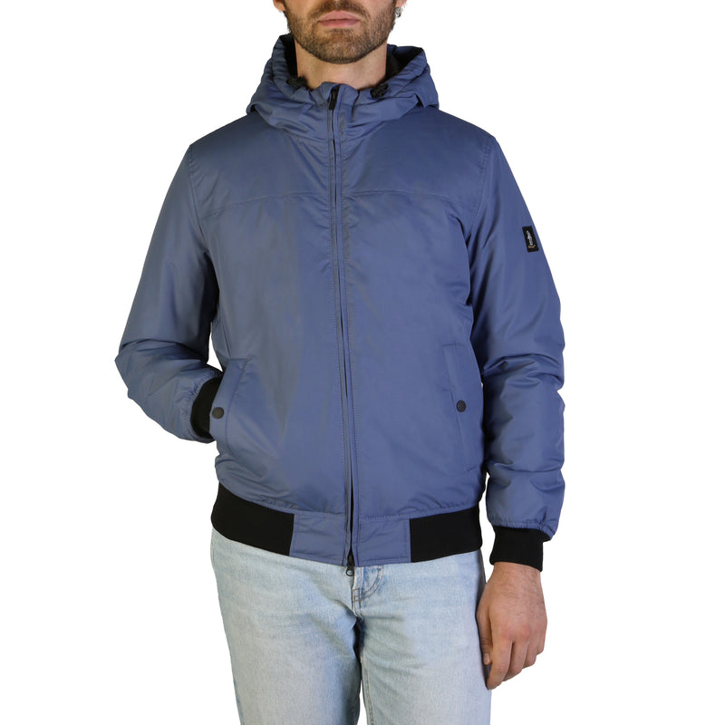 Refrigue Men's Long Sleeve Bomber - TEHO-A