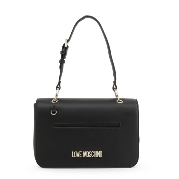 Love Moschino Women's Magnetic Closure Shoulder Bag - JC4102PP1ALQ