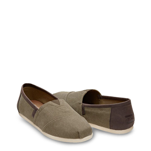 TOMS Men's Slip-On Shoes - TRIM-ALPR_100099