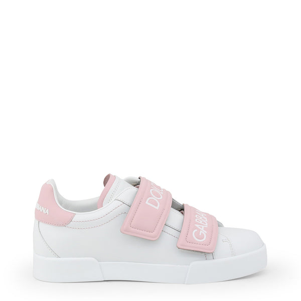 Dolce&Gabbana Women's Leather Sneakers - CK1601_AH361