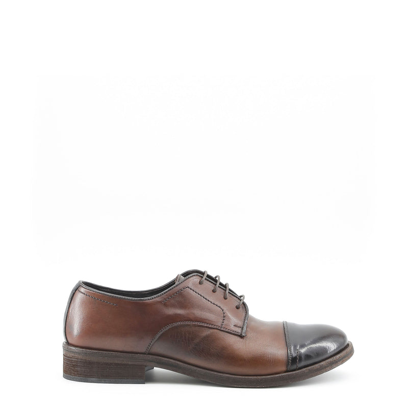 Made in Italia Men's Leather Lace-Up Shoes - ALBERTO
