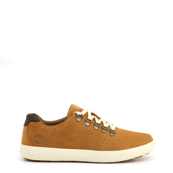 Timberland Men's Leather Sneakers - ASHWD-ALPINE