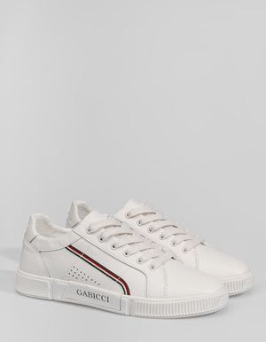 Zarcone Trainers White
