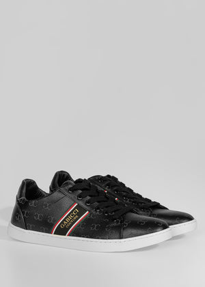 Adriano Trainers Black