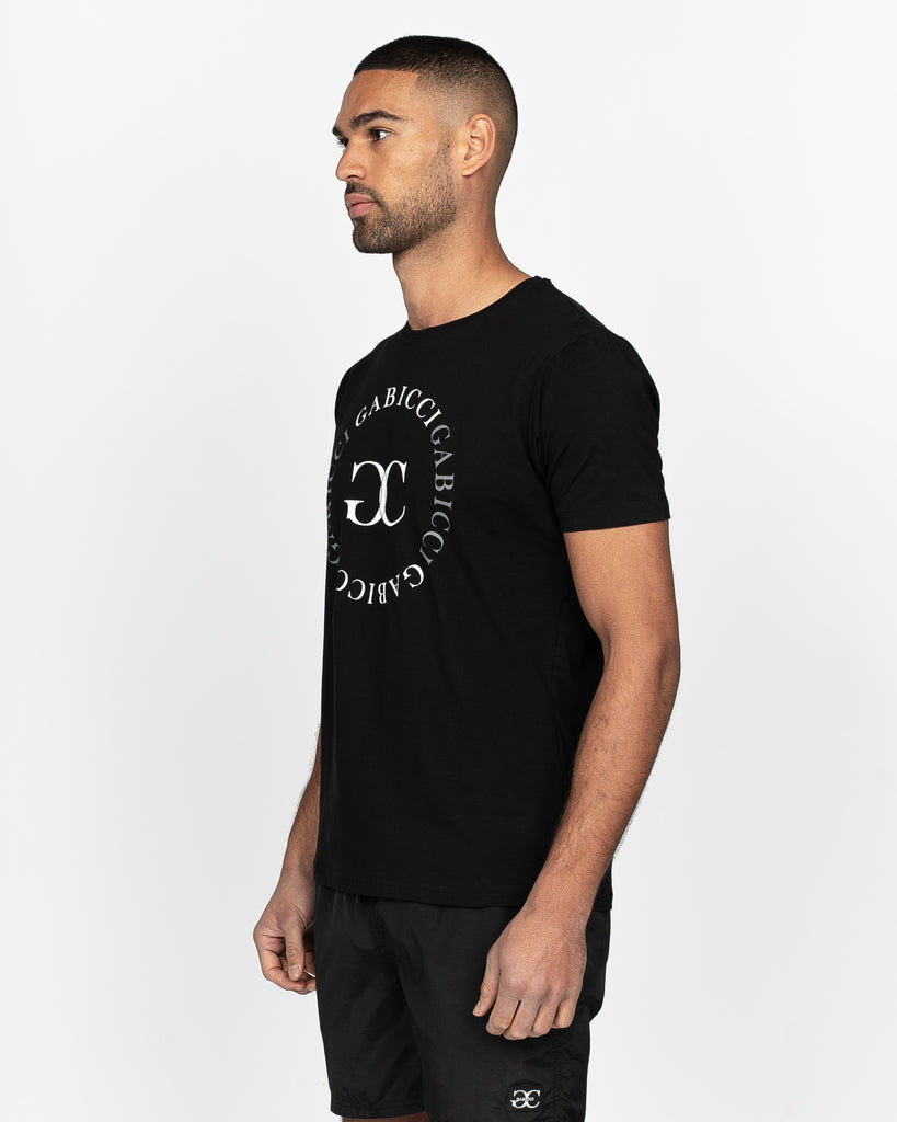 Eugenio T-Shirt Black