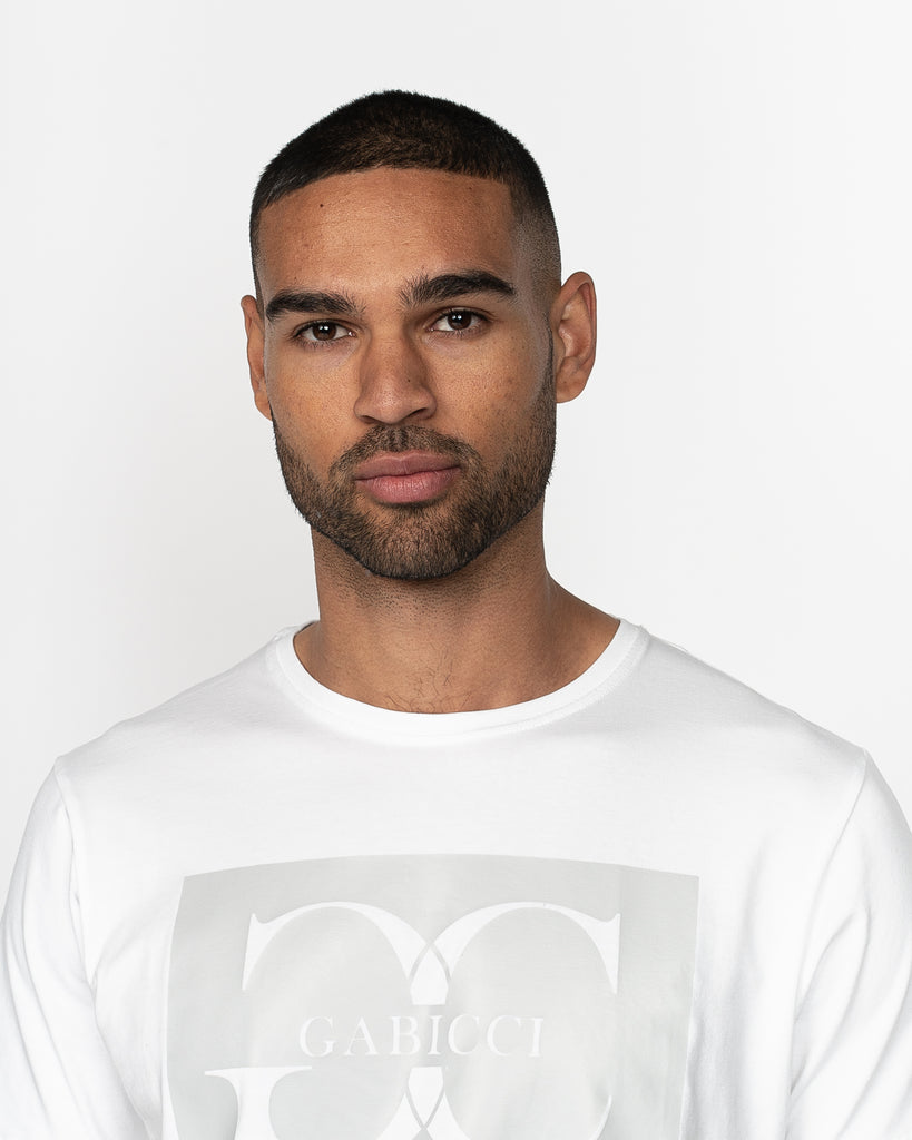Luciano T-Shirt White