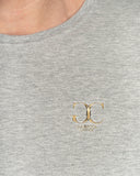 Milano T-Shirt Light Grey Marl