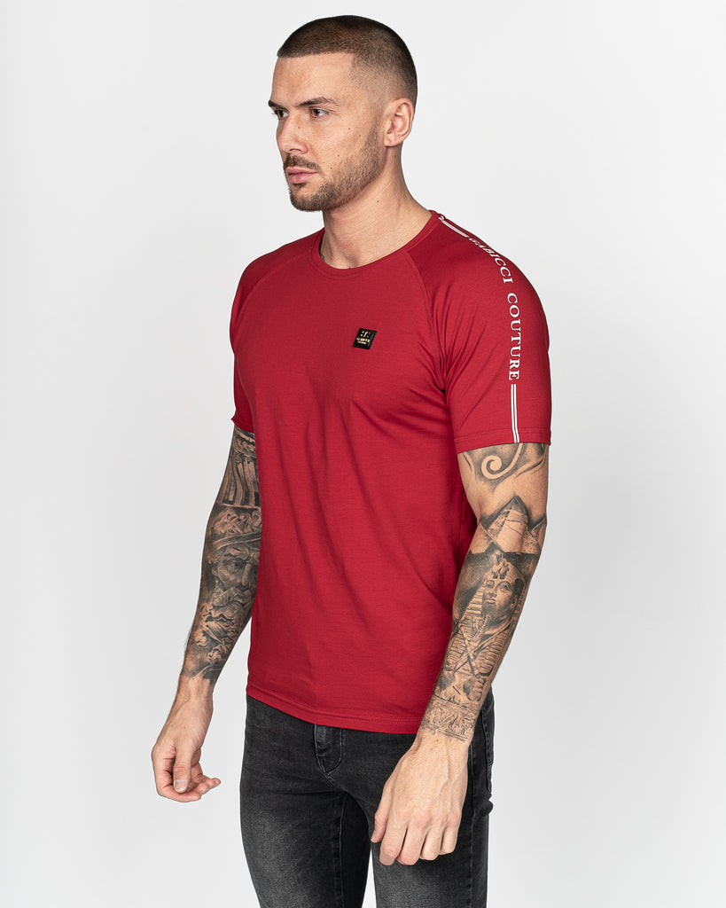 Riccardo T-Shirt True Red