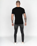 Scutari T-Shirt Black/Grey