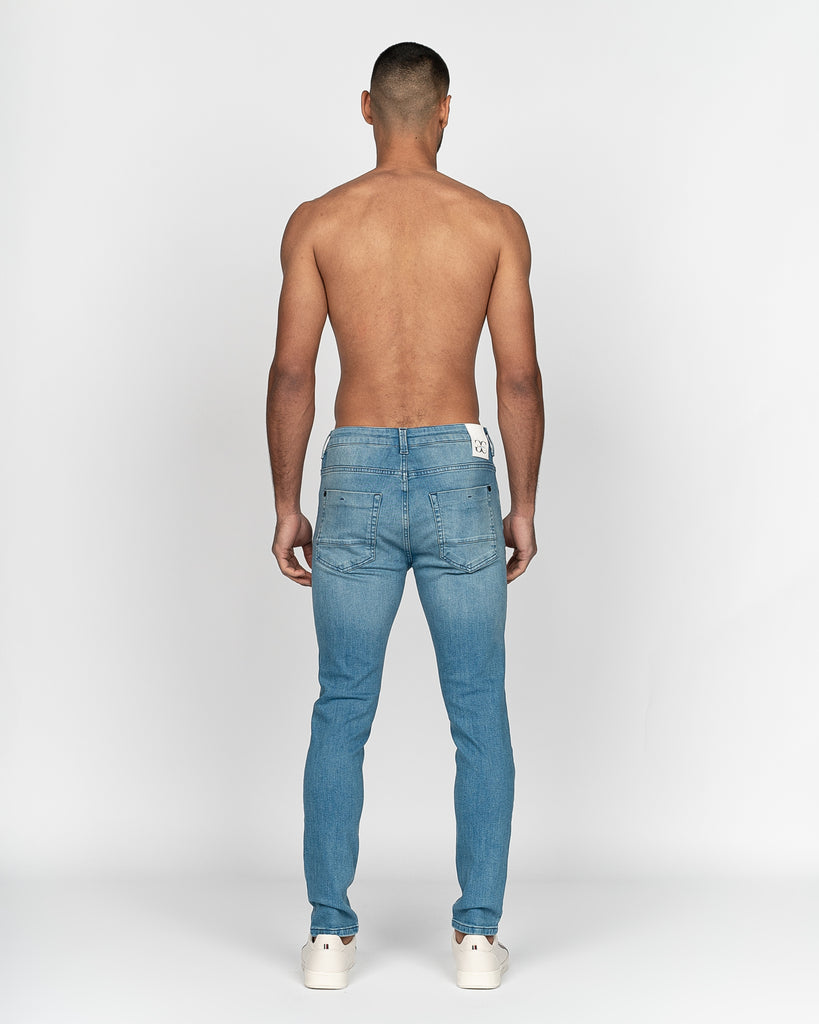 Angelo Jeans Light Wash