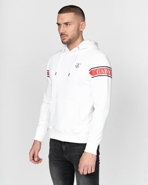Mazzeo Hoodie White