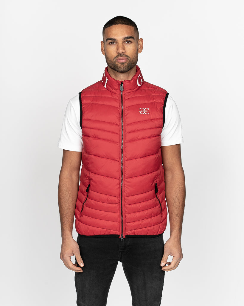 Enzzo Gillet True Red